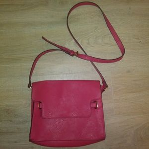 Charming Charlie pink purse